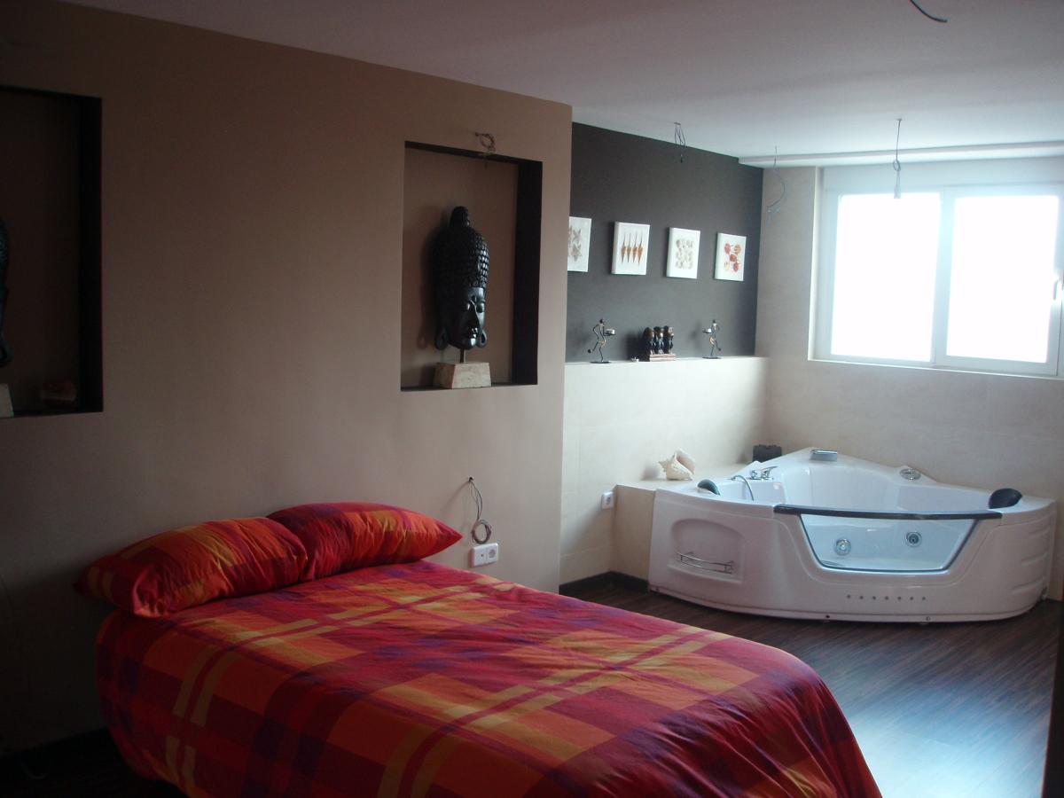 Foto habitacion matrimonio de decora2 272252 habitissimo for Amueblar habitacion matrimonio