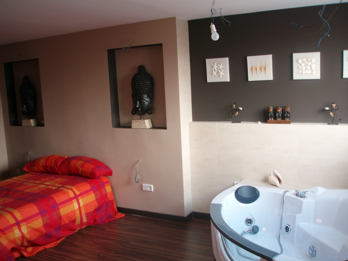 Foto habitacion matrimonio de decora2 272253 habitissimo for Amueblar habitacion matrimonio