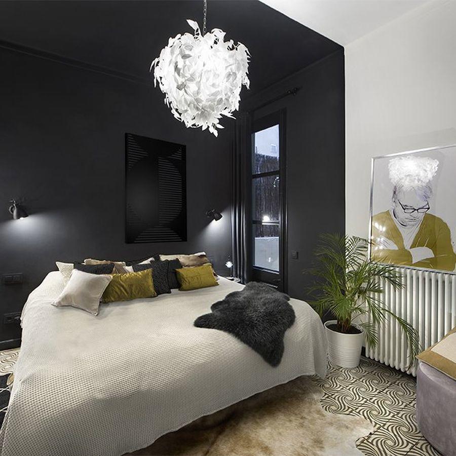 Habitación negra