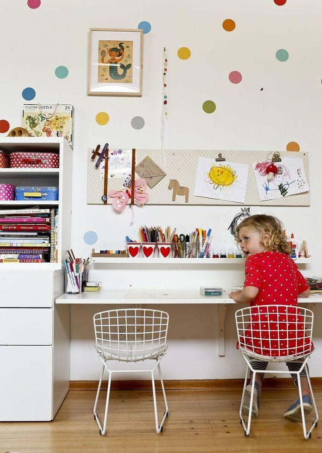 Habitación niños estilo nordico