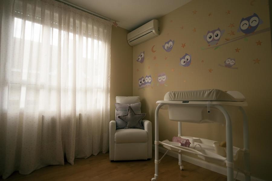 Habitación para el bebe