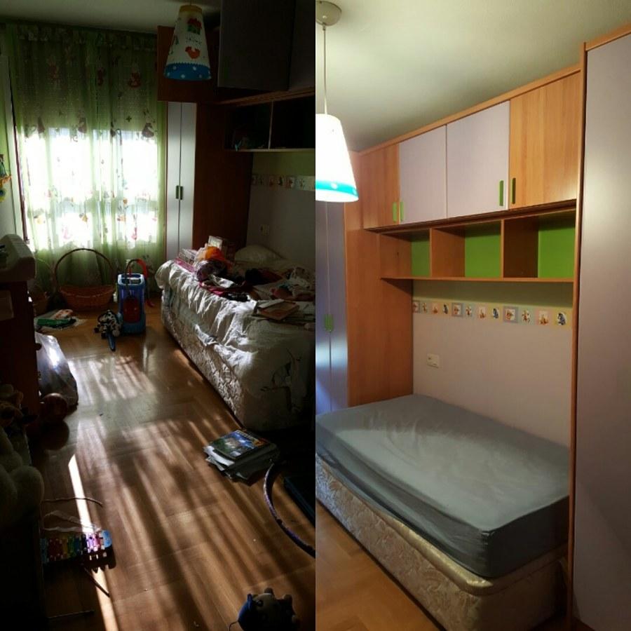 Habitación pequeña.