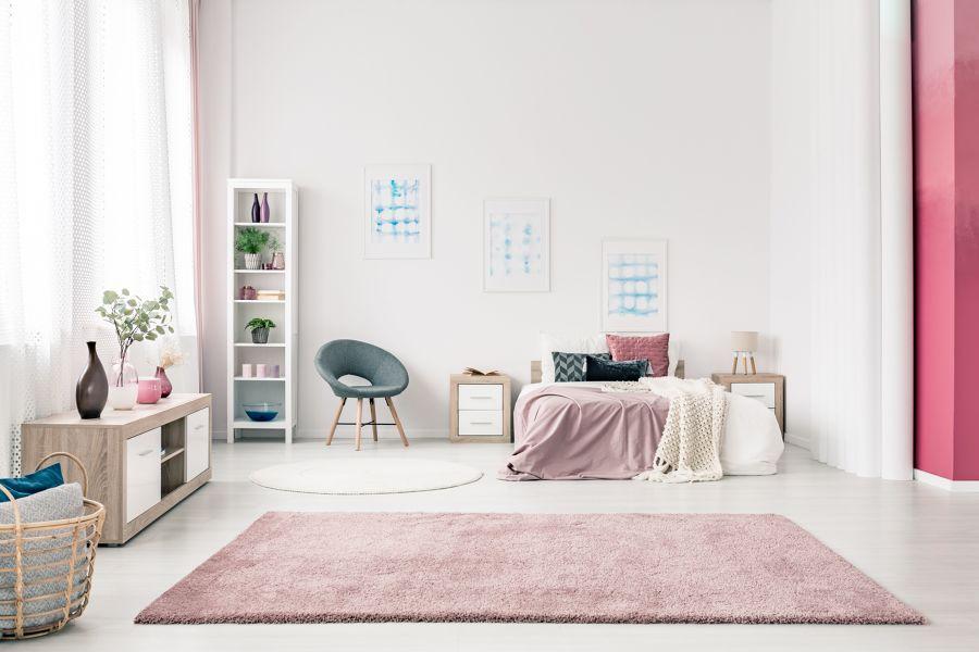 Habitación rosa
