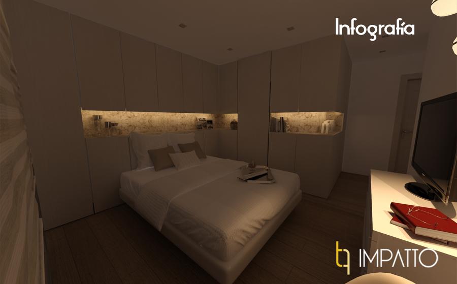 Convertir Baño En Vestidor: habitación con vestidor y baño integrado en Ausias March (Valencia