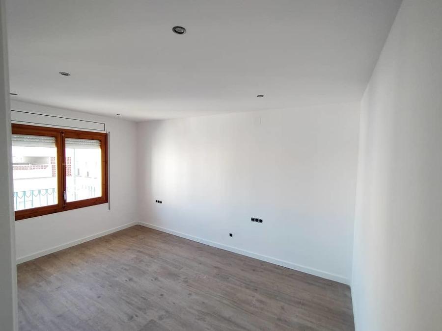 Habitación sin papel decorativo