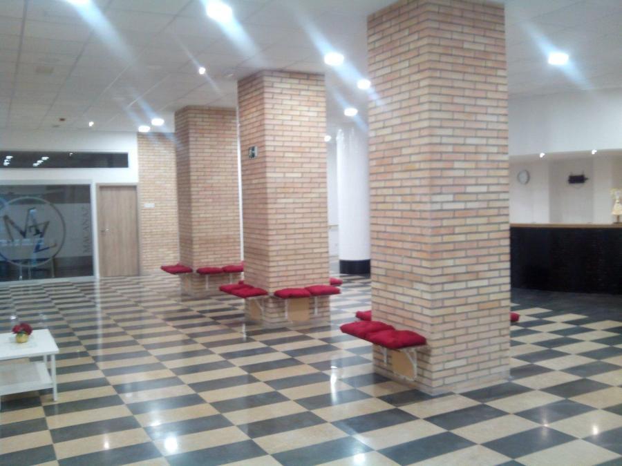 Hall acceso interior