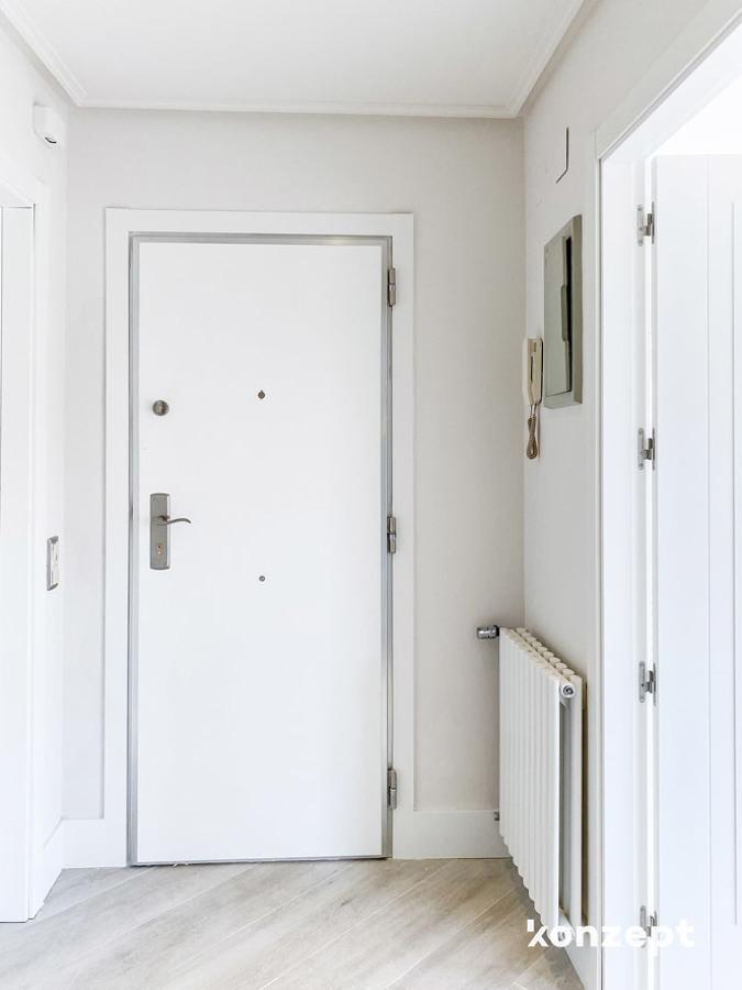 Hall de la vivienda