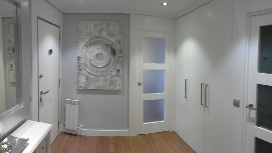 hall entrada (puerta de entrada, puerta de paso, frente armario
