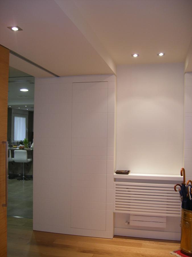 hall (panelado con puerta de expulsion y cubrerradiador