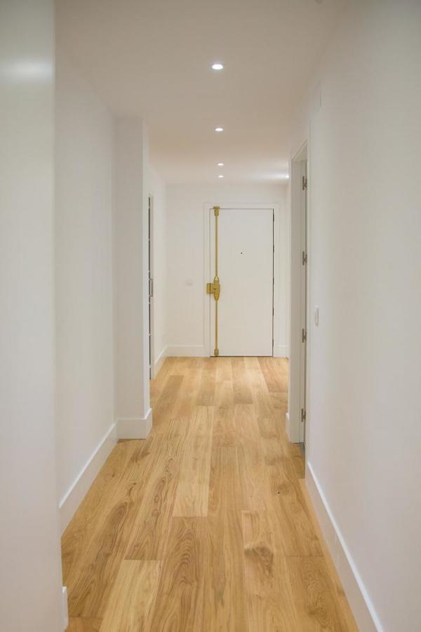 Hall y pasillo