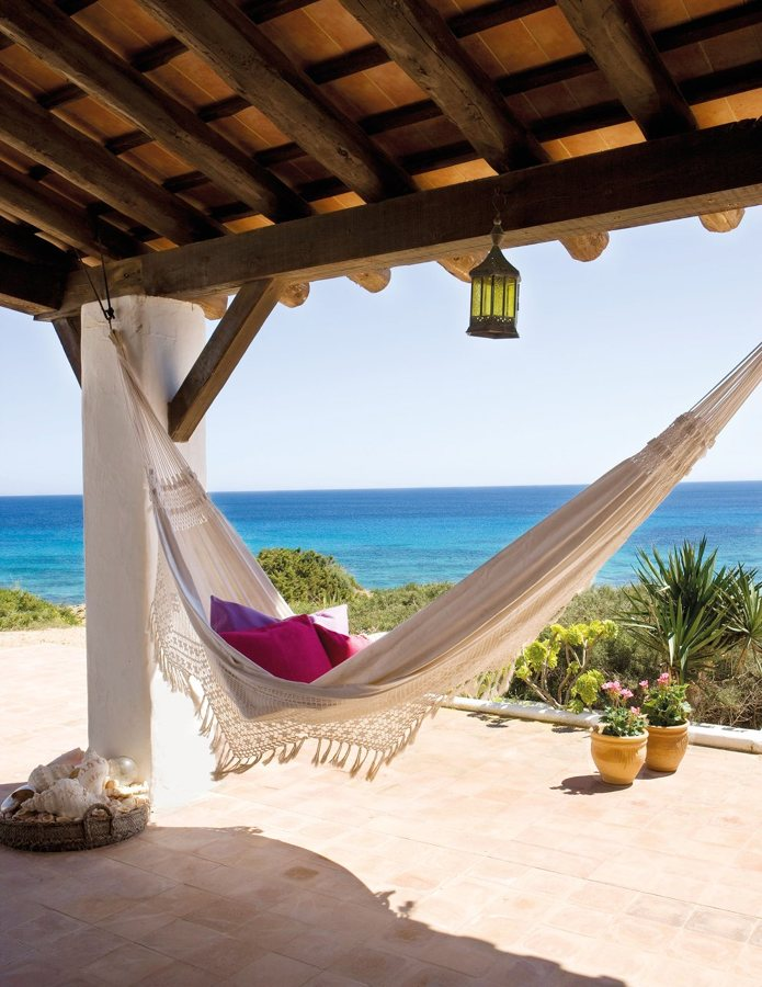 hamacas para relajarte como te mereces este verano ideas