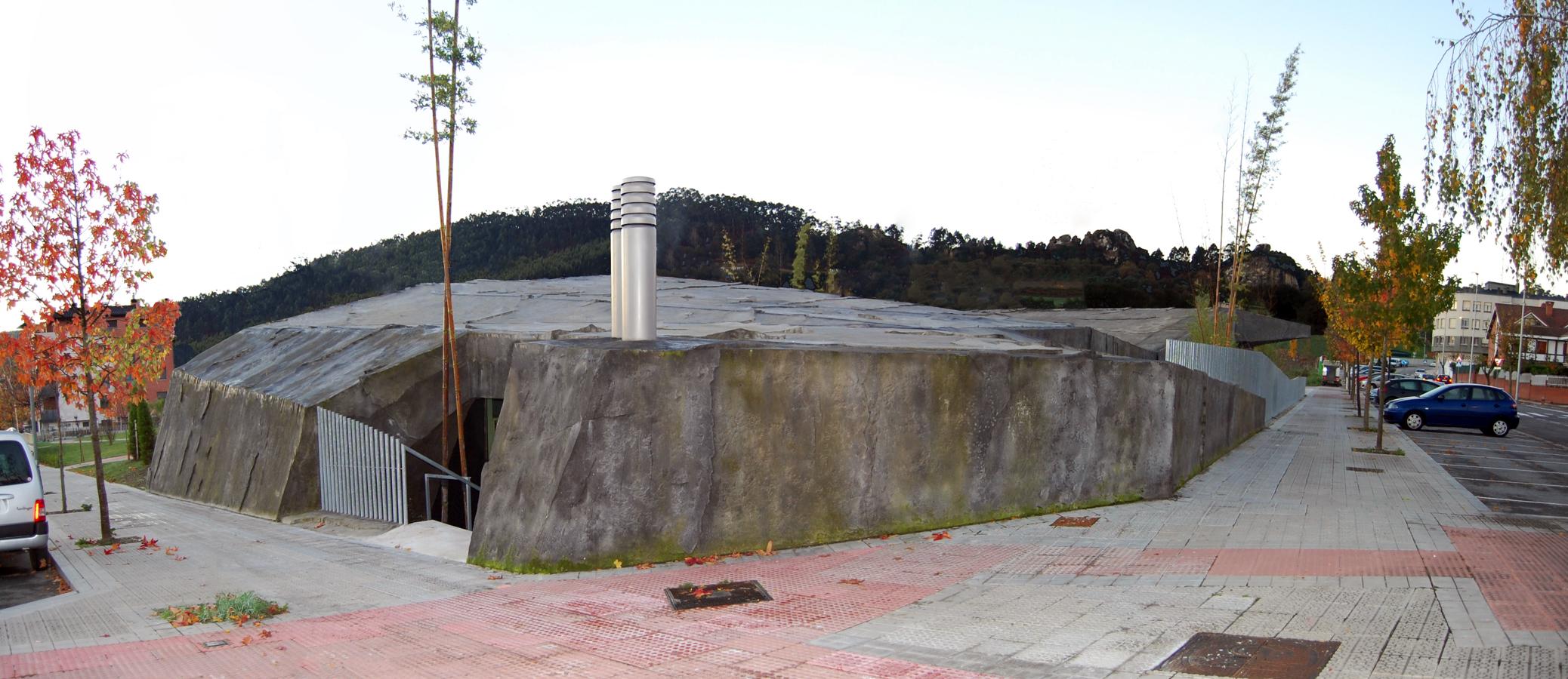Haurreskola escuela infantil urduliz ideas arquitectos - Casa rural urduliz ...