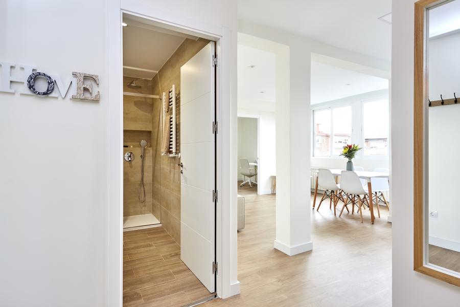 Home Staging: Amplitud y Luminosidad en un Piso de 60 m2