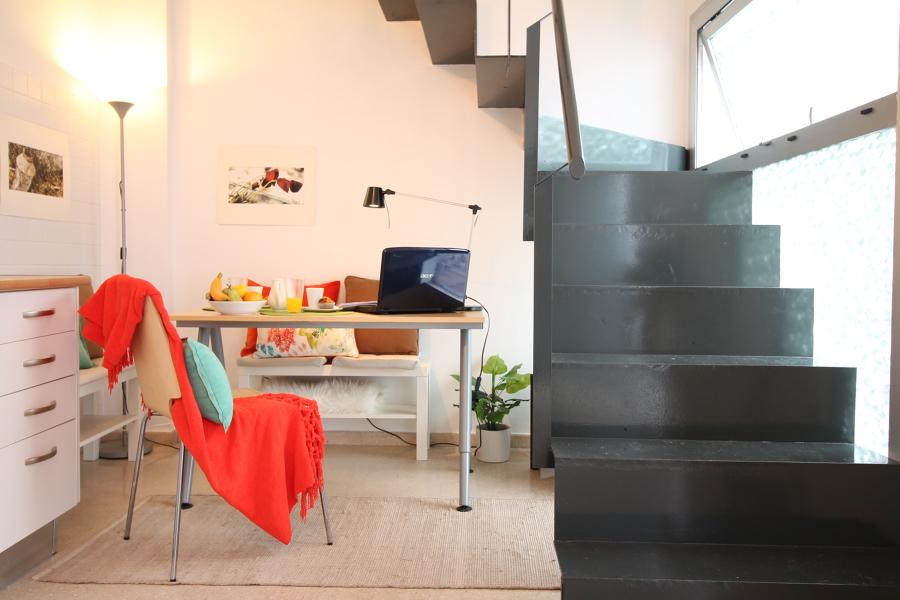 Home staging en Sevilla – Vivienda triplex en calle Duque Cornejo (Después)
