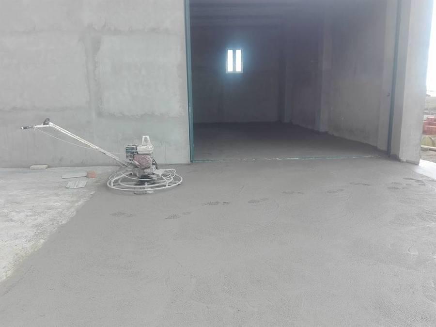 Hormigón con helicóptero Construcciones Pedro Ramos Contacto: 659 93 11 54