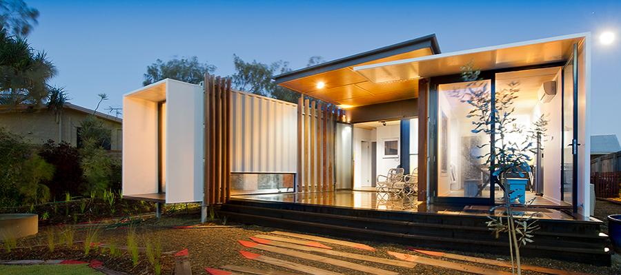 Foto casa prefabricadas de lujo de elenatorrente d az 867580 habitissimo - Casas prefabricadas de contenedores ...
