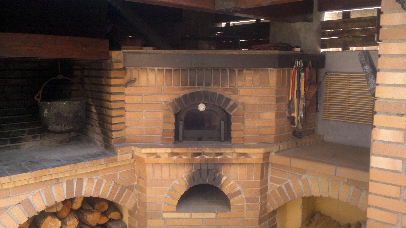 Foto horno le a argentino creixell de construccions i - Fotos de hornos de lena ...
