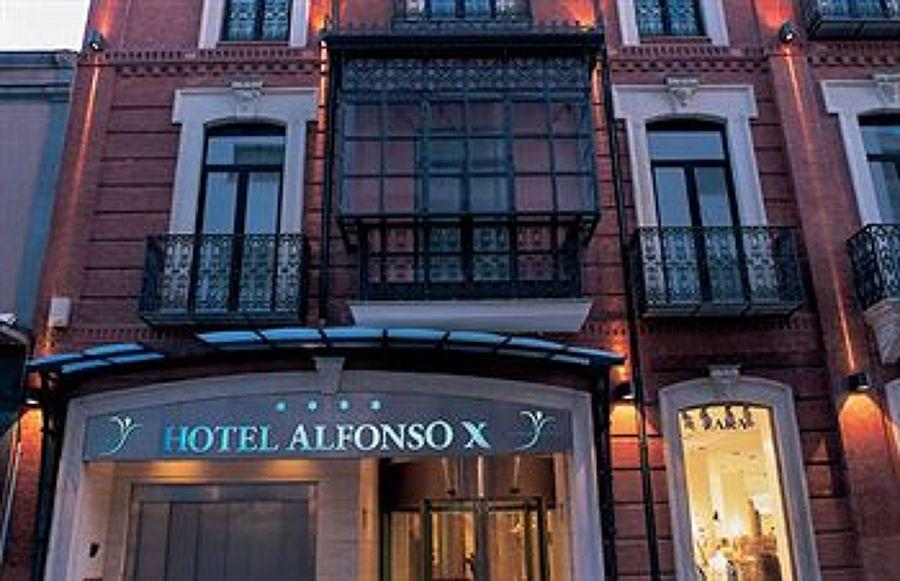 HOTEL ALFONSO X (Ciudad Real)