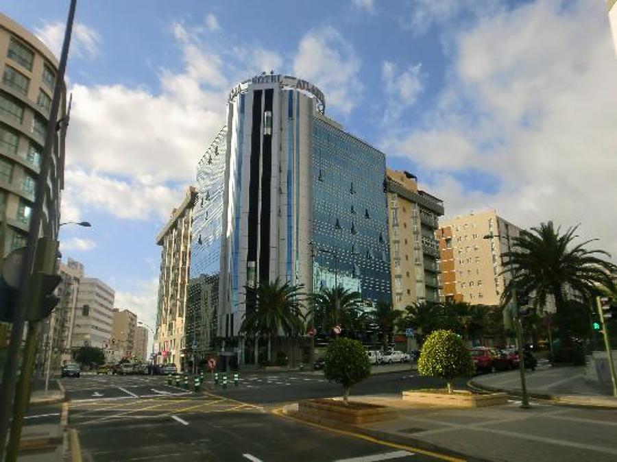 HOTEL ATLÁNTIDA (Santa Cruz de Tenerife)