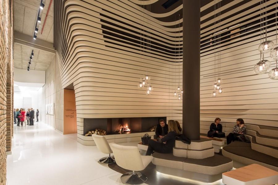Foto hotel belgrado de rodek arquitectura interior for Hotel belgrado