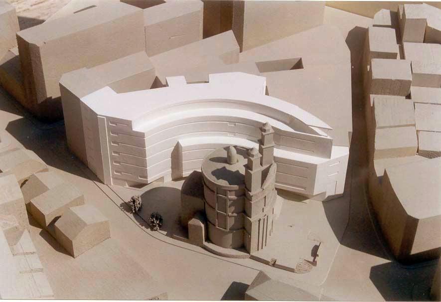 Hotel en pontevedra ideas arquitectos - Arquitectos en pontevedra ...