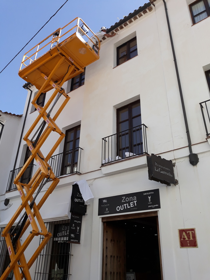 Hotel grazalema