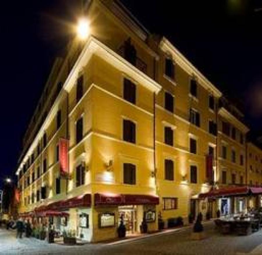 HOTEL HOMS (Roma)