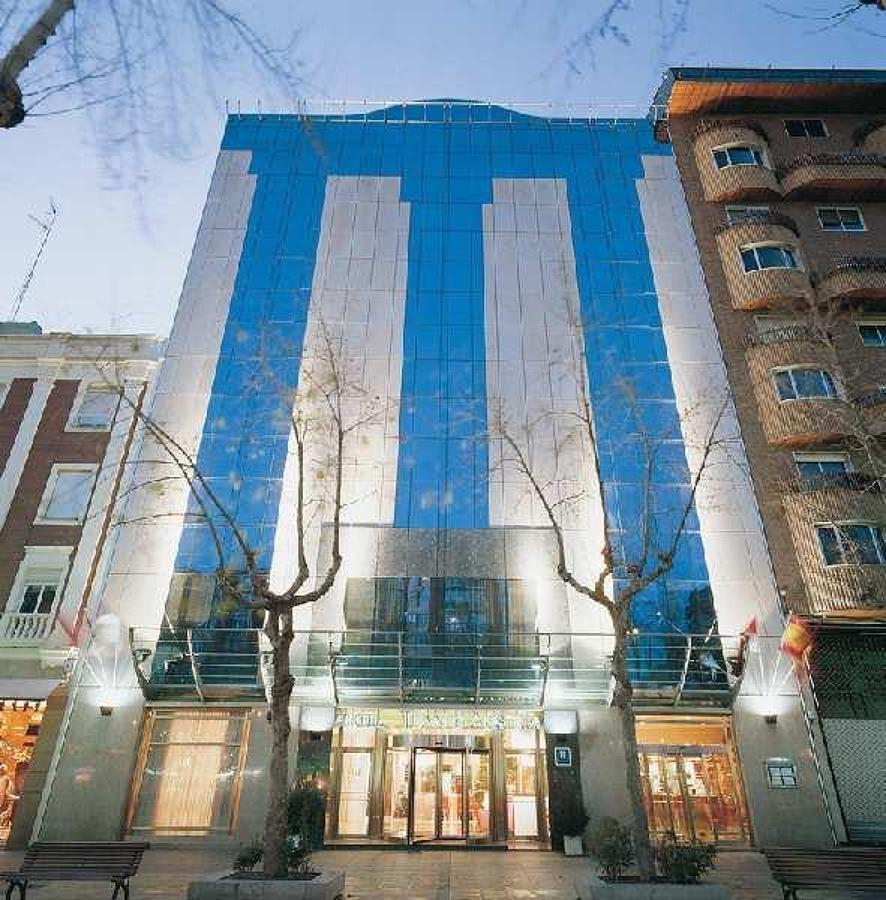 HOTEL JUAN DE AUSTRIA (Valladolid)
