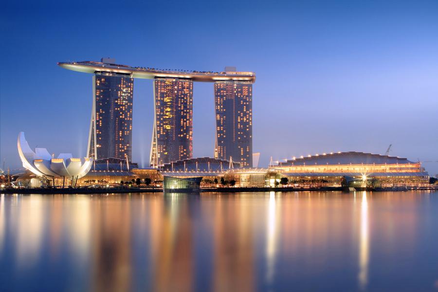 Hotel Marina Bay Sands de Singapur