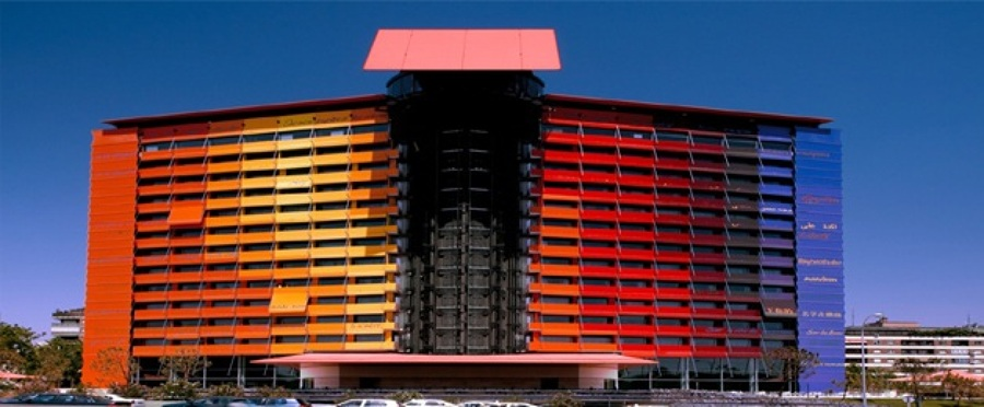 HOTEL PUERTA AMÉRICA (Madrid)