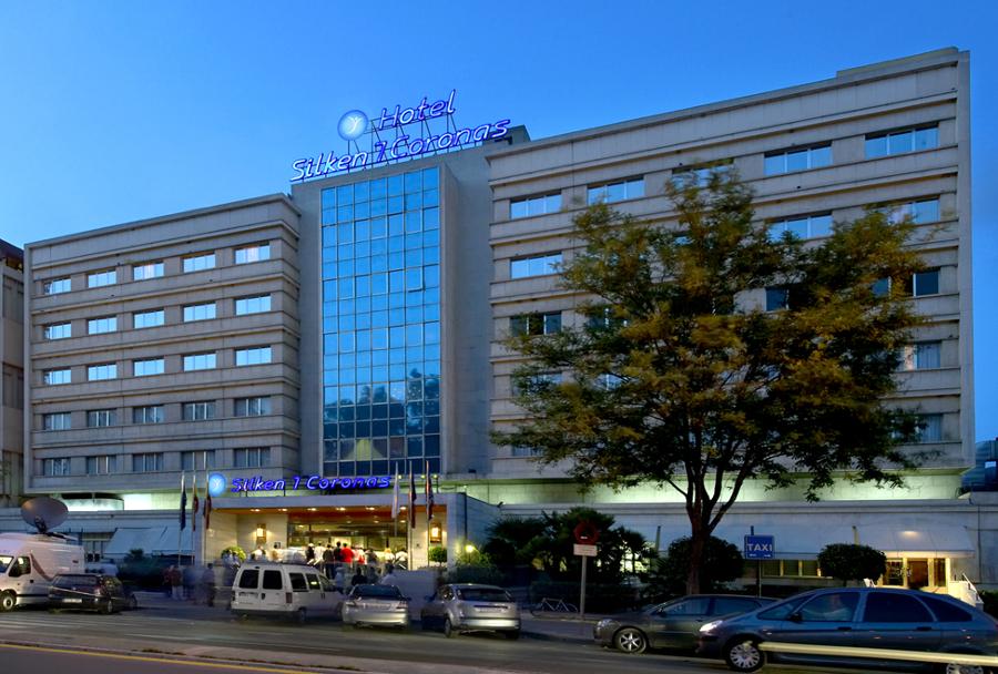 HOTEL SIETE CORONAS (Murcia)