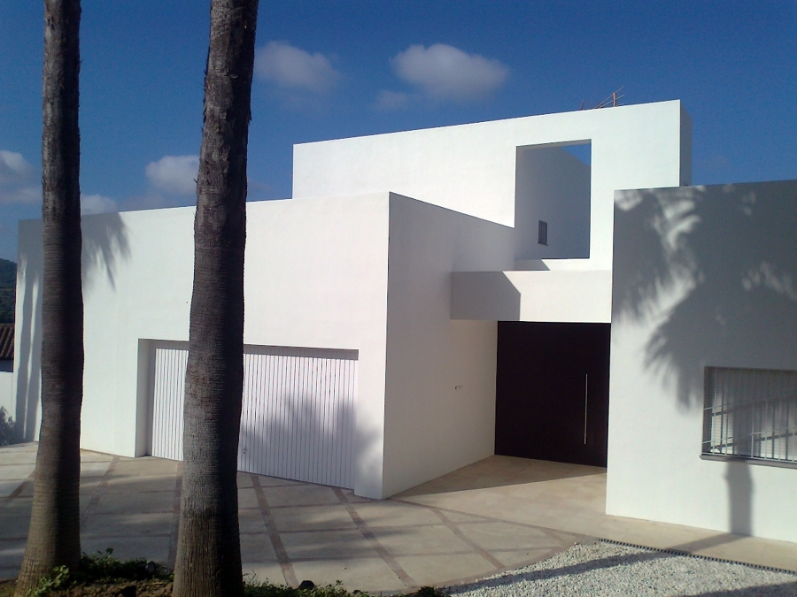 House rt sotogrande ideas arquitectos - Arquitecto sotogrande ...