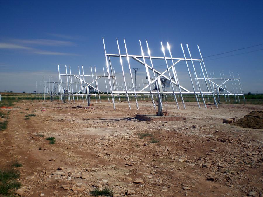 Huerto solar Ciudad Real