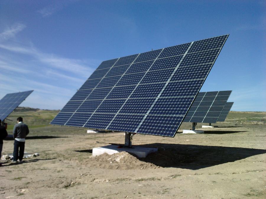Huerto solar Guadalajara