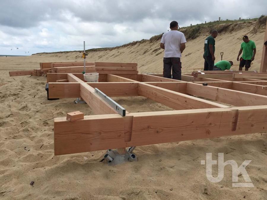 HURLEY SURF SCHOOL HOSSEGOR - THK Construcciones