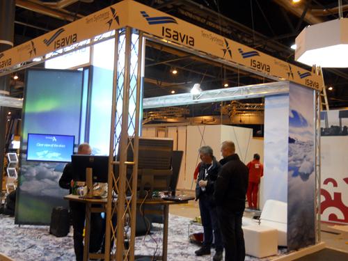 Iberstand como empresa especializada en construcci n de - Empresa construccion madrid ...