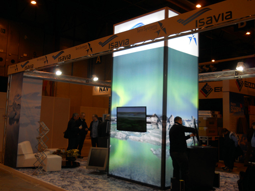 Foto iberstand como empresa especializada en construcci n - Empresas de construccion en pontevedra ...