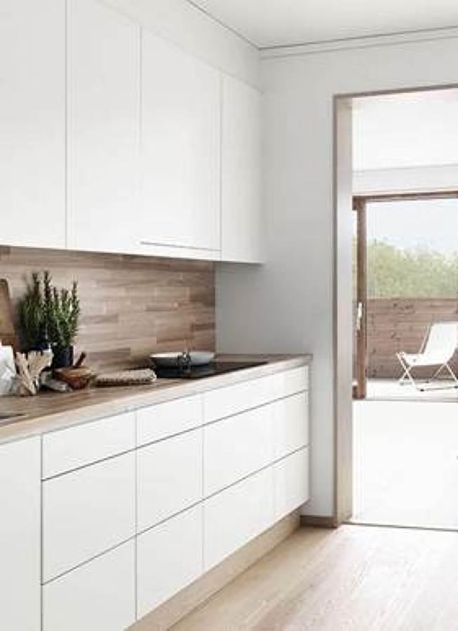 Idea que nos sirvió para la decoración y distribución de la cocina