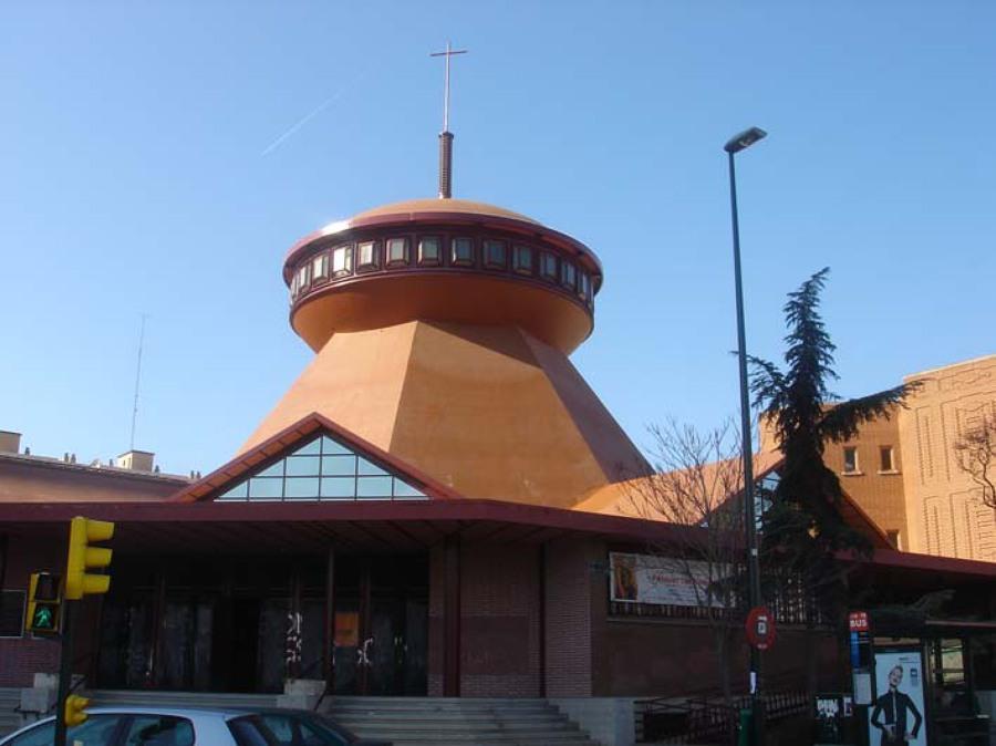 Iglesia de Santa Mónica