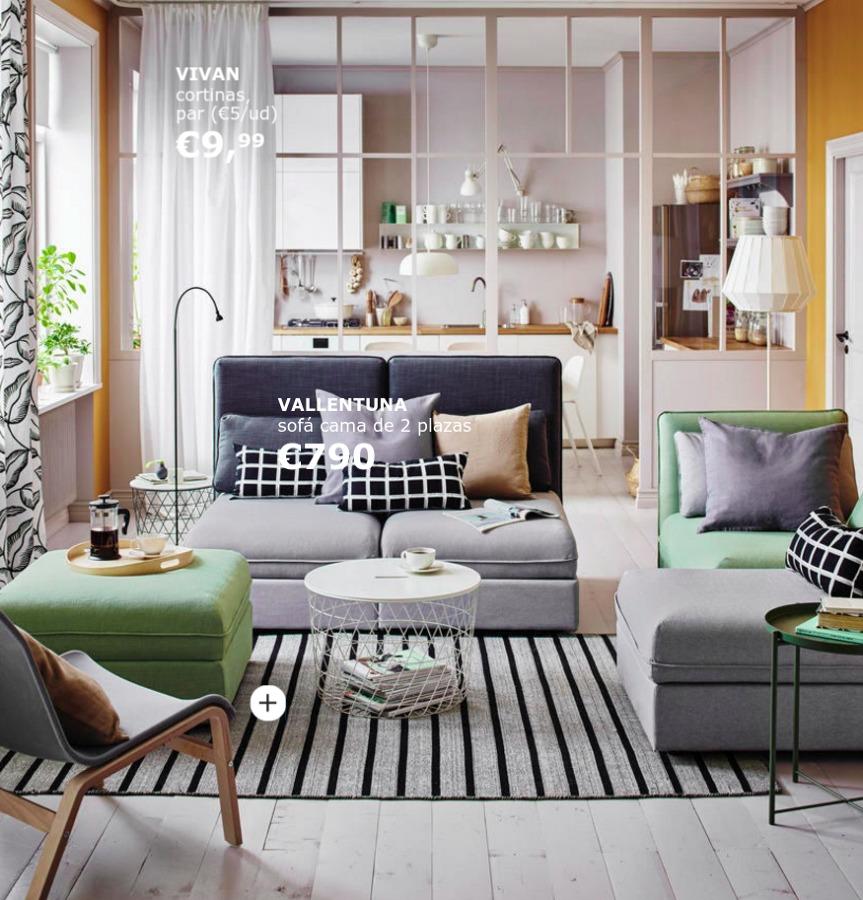 10 Tendencias Cazadas del Catálogo de Ikea 2018 | Ideas Decoradores
