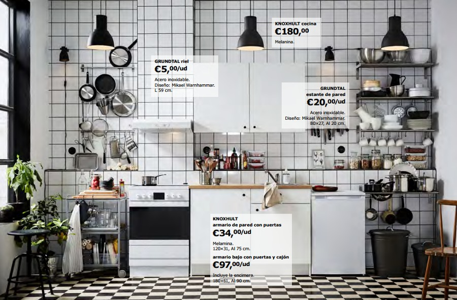 10 tendencias cazadas del cat logo de ikea 2018 ideas - Pedir catalogo ikea ...