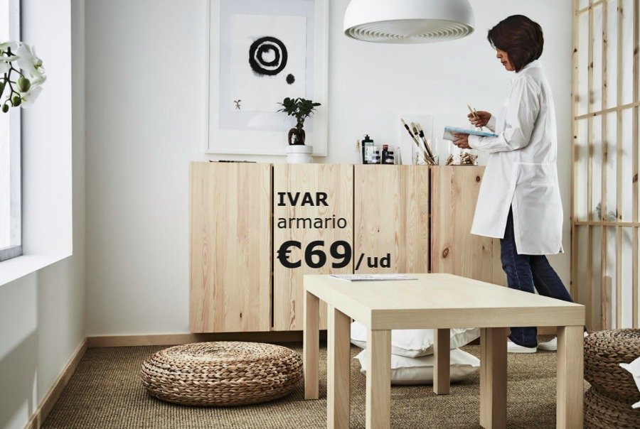 Foto ikea muebles al natural 1527895 habitissimo - Muebles al natural ...