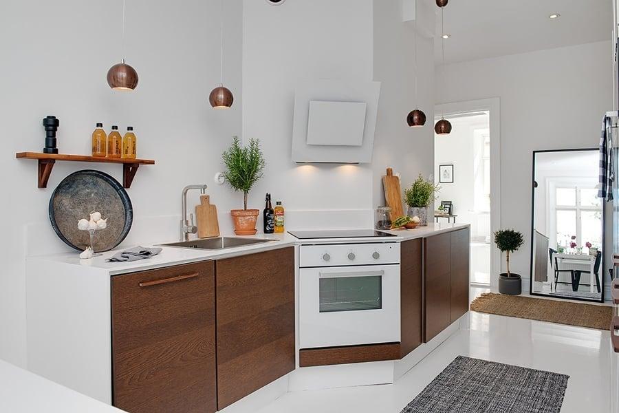 Qu tipo de luz debo elegir para mi cocina ideas - Lampara para cocina ...