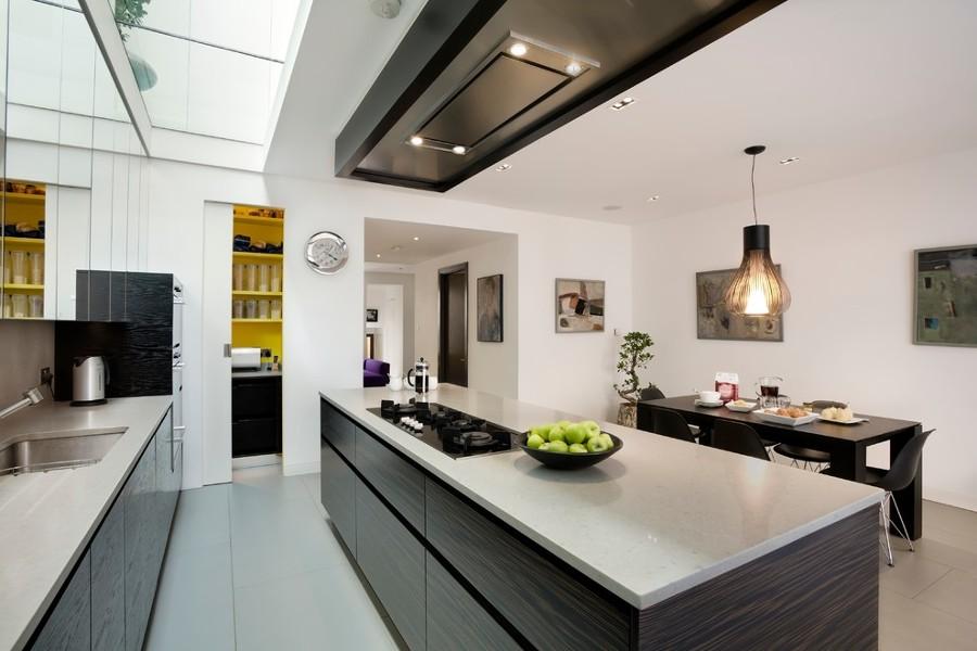 Qu tipo de luz debo elegir para mi cocina ideas - Iluminacion para cocina comedor ...