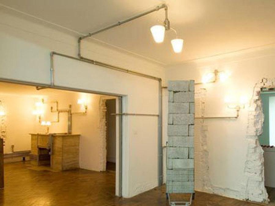 Foto iluminacion con tuberia de 940370 - Iluminacion decorativa exterior ...