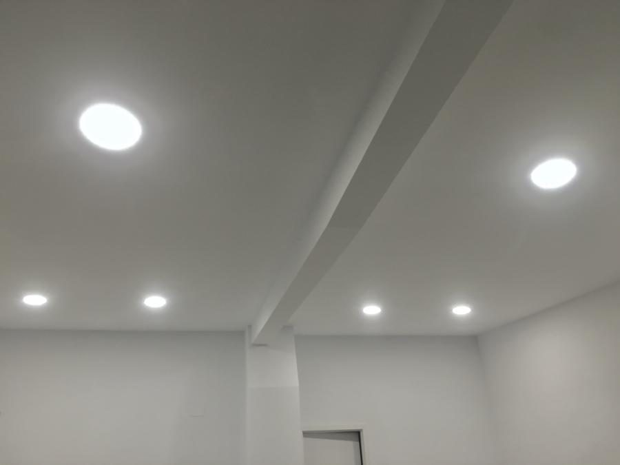 Iluminación de habitación