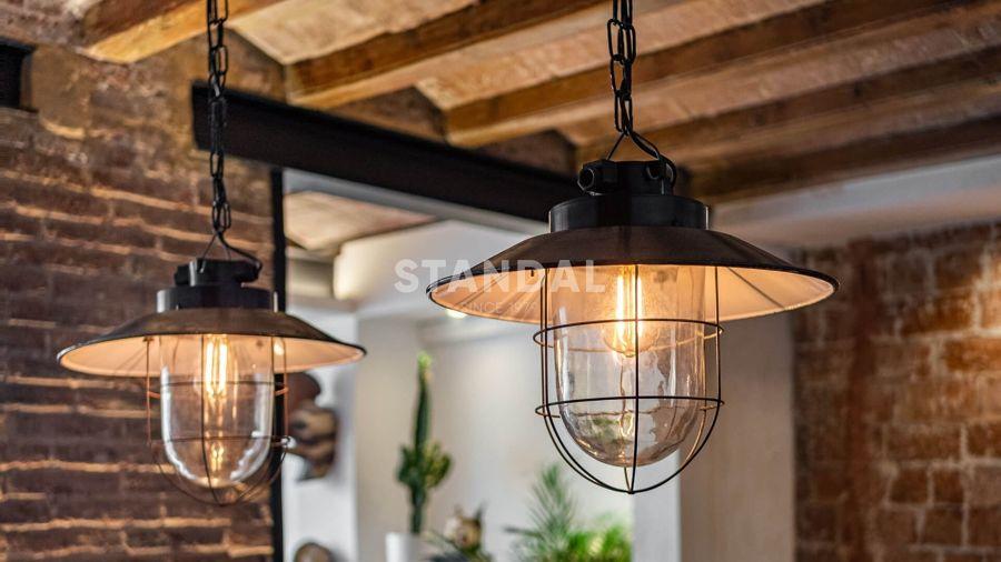 Iluminación estilo industrial - Standal