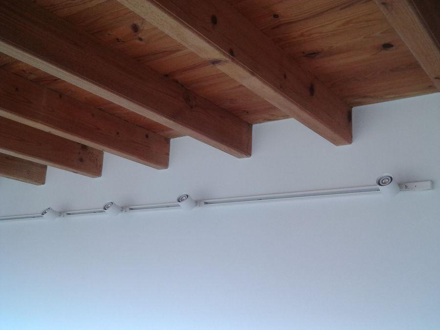 Iluminación interior de las habitaciones