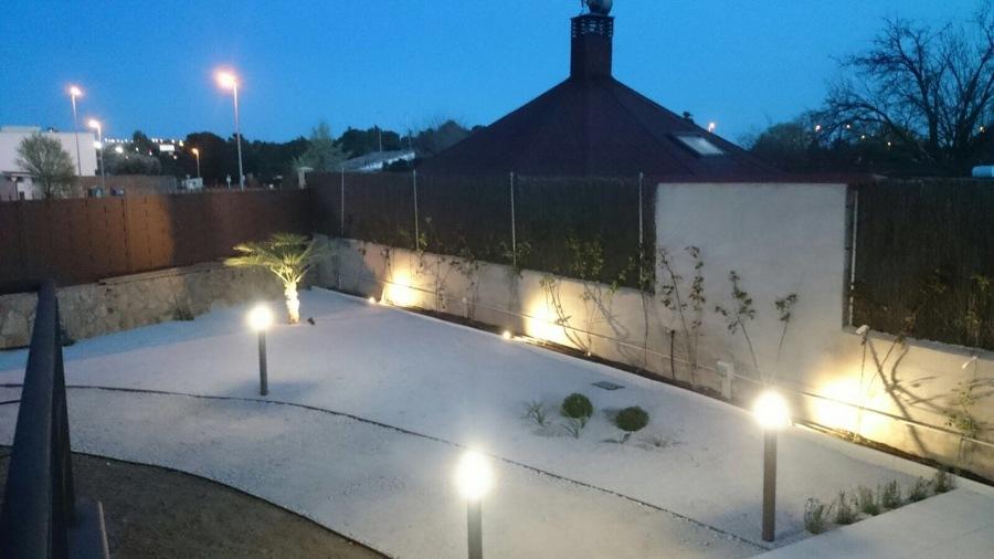 iluminacion jardin - Iluminacion Jardin