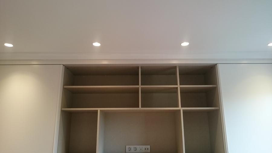 Iluminación led para armario
